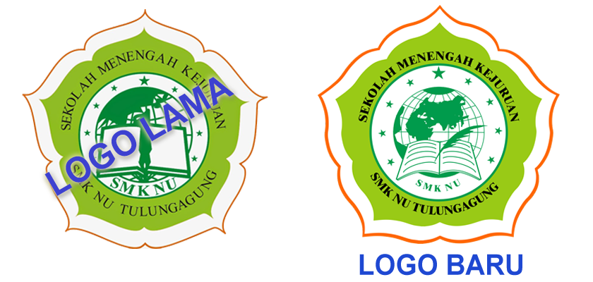 Logo Dan Kop Smk Nu Tulungagung Smk Nu Tulungagung